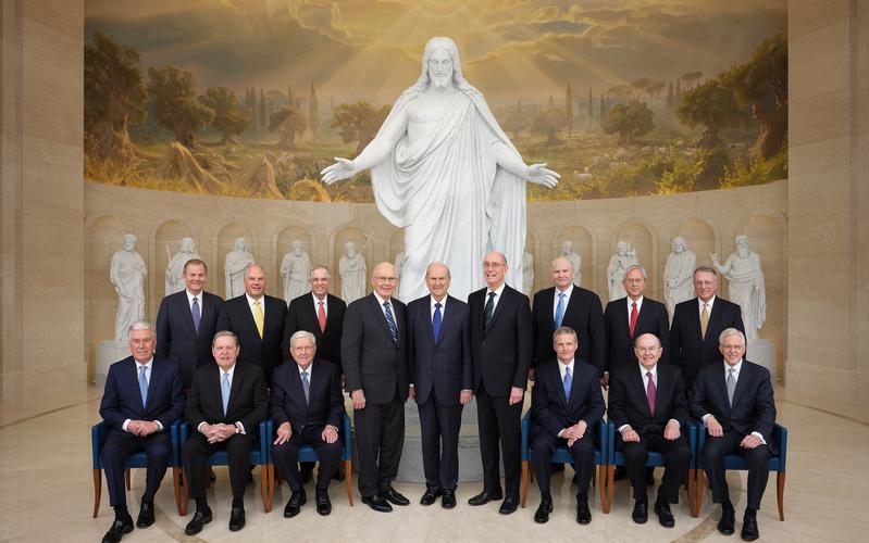 末日聖徒イエス・キリスト教会 大管長会 十二使徒